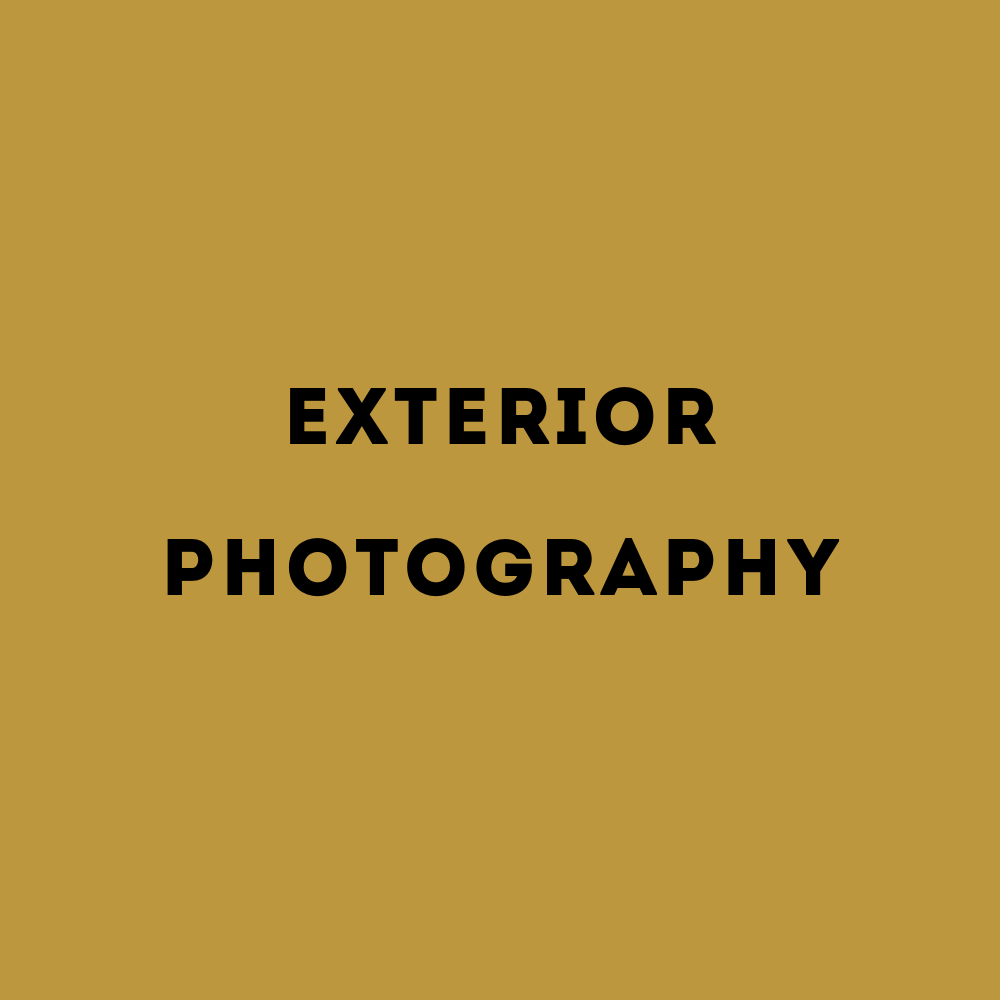 exterieurfotografie