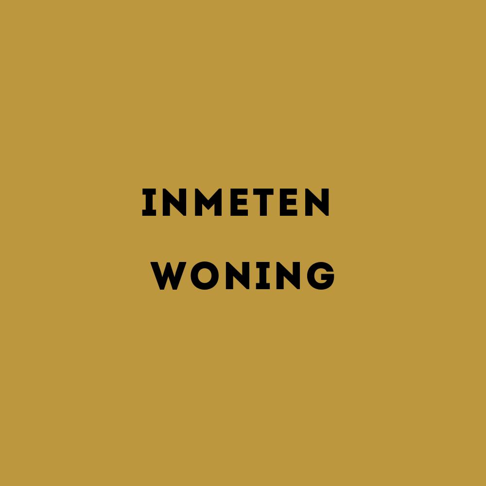 inmeten woning