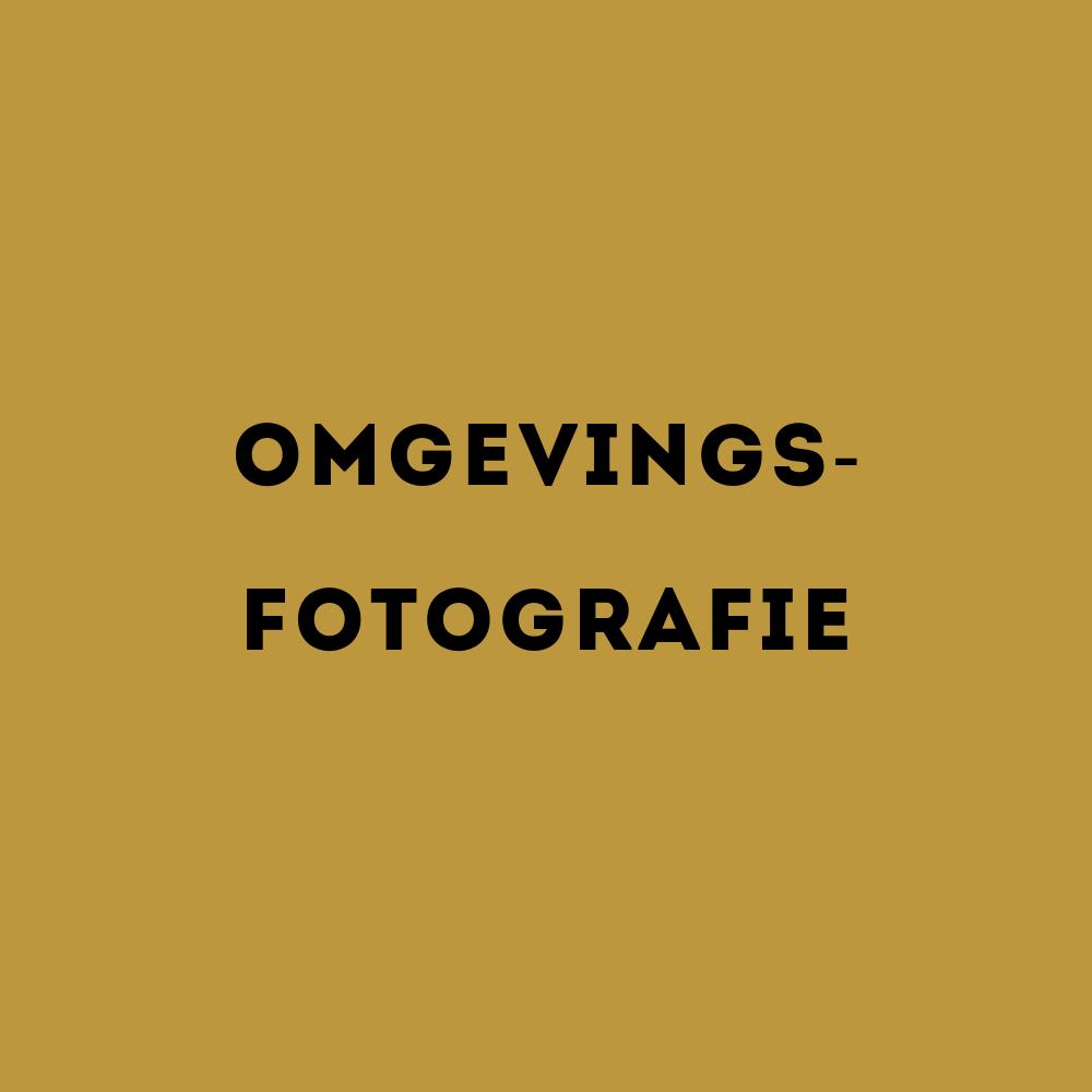omgevingsfotografie