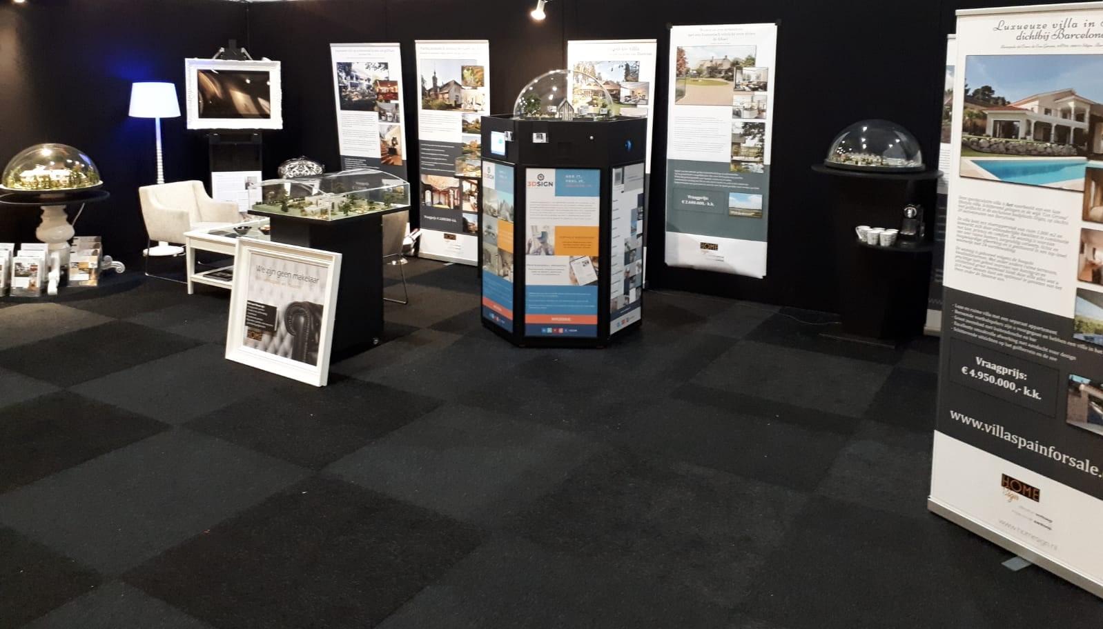 Interesse voor villa's @Excellent Woonbeurs Maastricht